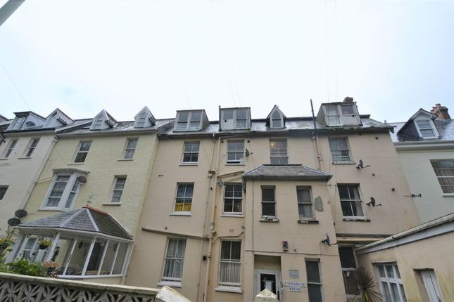 Thumbnail 3 bed flat to rent in 3 Bed Ground Floor Flat, Larkstone Terrace, Ilfracombe
