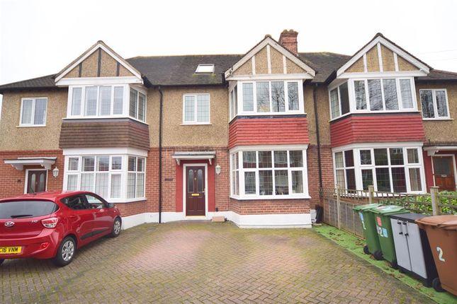 Terraced house for sale in Newbolt Avenue, North Cheam, Sutton