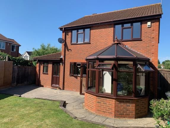 Thumbnail Detached house for sale in Trafalgar Drive, Flitwick, Beds, Bedfordshire
