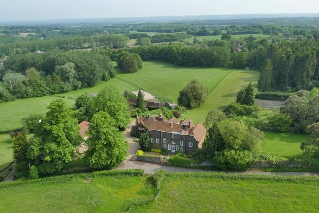Thumbnail Detached house for sale in Grange Hill, Plaxtol, Sevenoaks