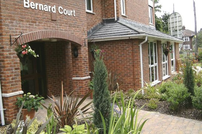 1 bed flat for sale in Bernard Court, Holmes Chapel CW4
