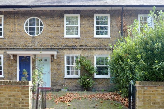 Thumbnail Terraced house to rent in Thermopylae Gate, London