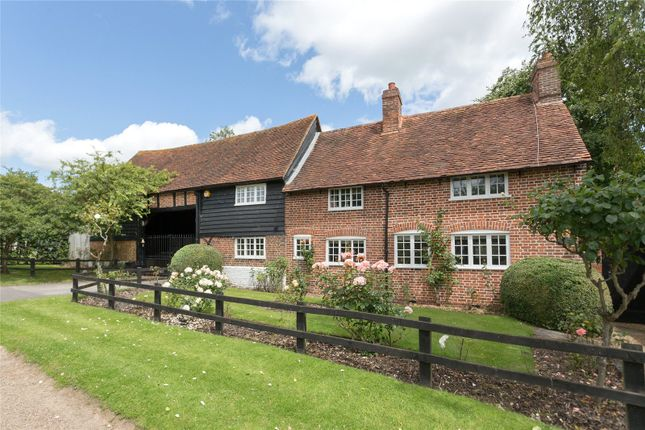 4 bed detached house for sale in Denham Lane, Chalfont St. Peter, Gerrards Cross, Buckinghamshire