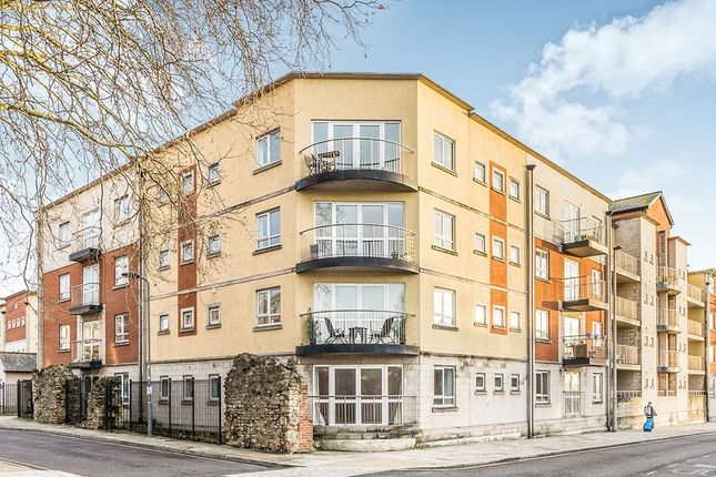 Thumbnail Flat to rent in Gloucester Square, Southampton