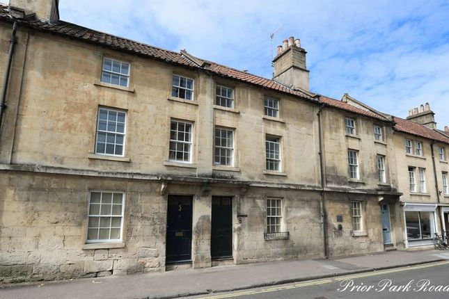 2 bed terraced house for sale in Prior Park Road, Widcombe, Bath