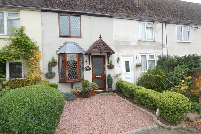 2 bed terraced house for sale in Duloe, St. Neots