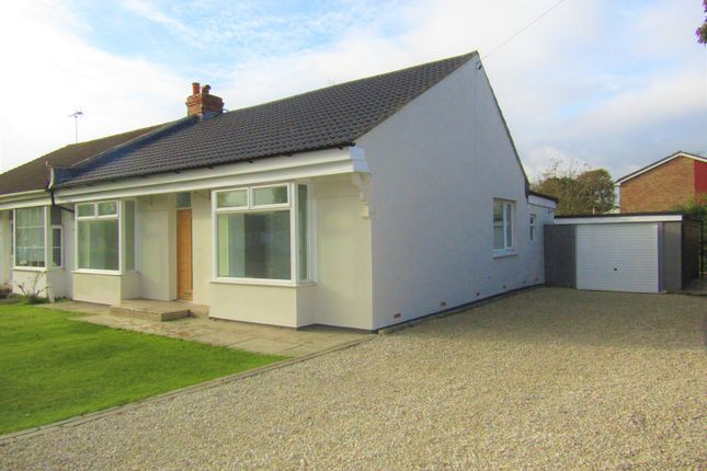 Thumbnail Semi-detached bungalow to rent in Milton Road, Waterlooville, Hampshire