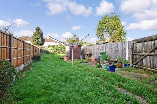 Rear Garden of Gerald Road, Dagenham, Essex RM8