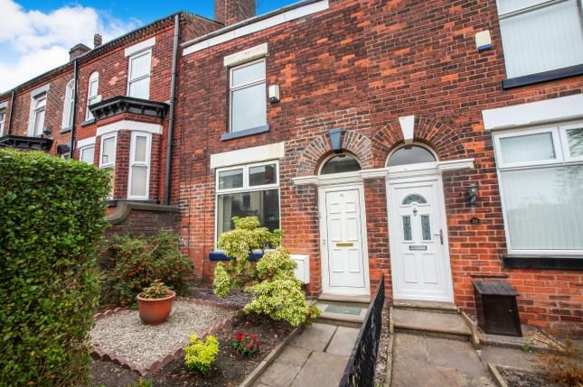 Front of Memorial Road, Worsley, Manchester, Greater Manchester M28