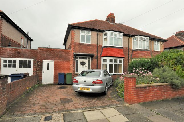 Thumbnail Property to rent in Beatty Avenue, Newcastle Upon Tyne