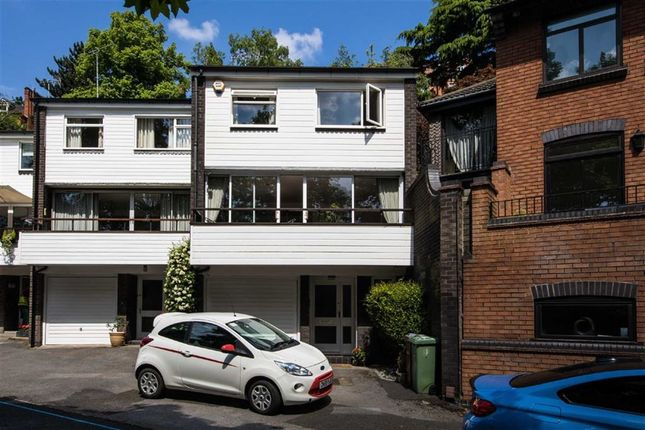 Thumbnail Town house for sale in Tennis Mews, Nottingham
