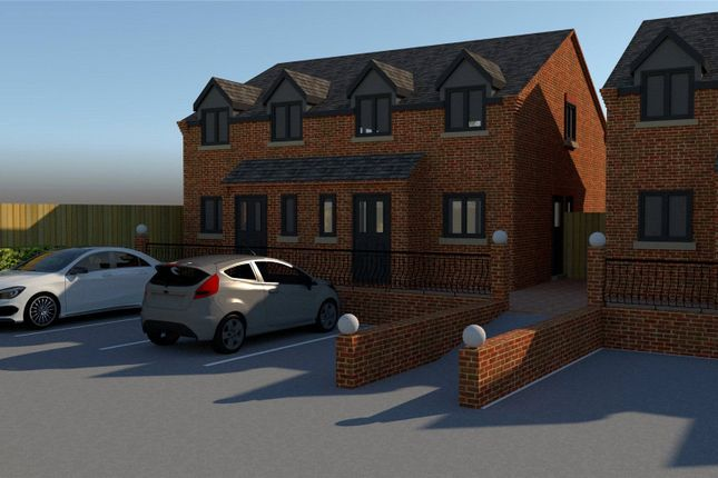3 bed semi-detached house for sale in Park Lane, Freiston PE22