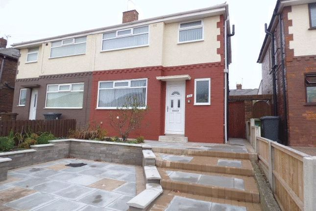 Thumbnail Semi-detached house for sale in Norman Road, Bootle