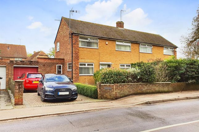 Thumbnail Semi-detached house for sale in Fordwich Road, Sturry, Canterbury