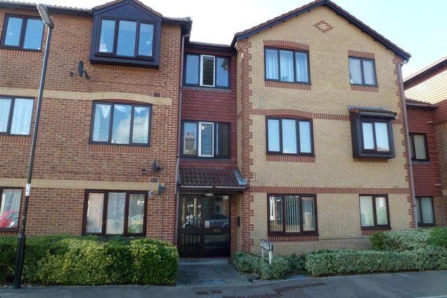 Thumbnail Flat to rent in Whitworth Road, Southampton