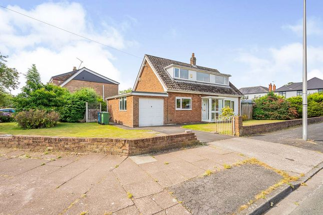 Thumbnail Detached house for sale in Clarence Avenue, Widnes, Cheshire