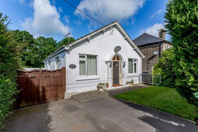 Thumbnail Detached bungalow for sale in Church Street, Coleford, Radstock