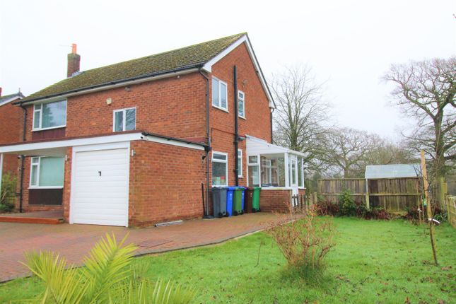 Thumbnail Detached house to rent in Pasture Field Road, Manchester