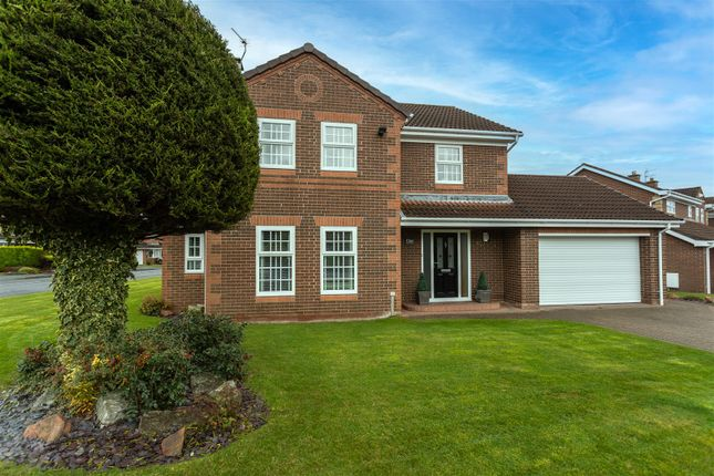 Thumbnail Property for sale in Denwick Close, Chester Le Street