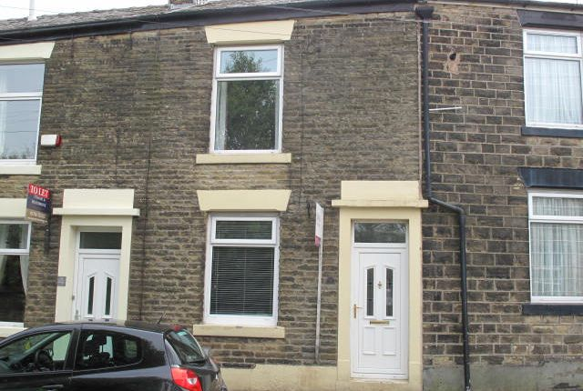 2 bed terraced house to rent in Shawfield Lane, Norden Village, Rochdale OL12