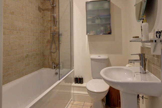 Bathroom of Asby Lane, Asby, Workington CA14