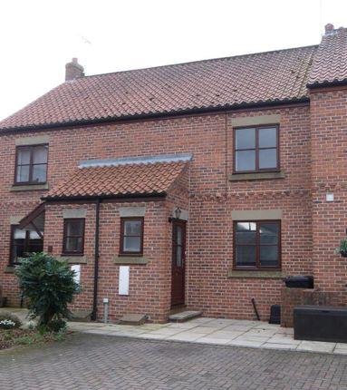 Thumbnail Town house to rent in Church Mews, Boroughbridge