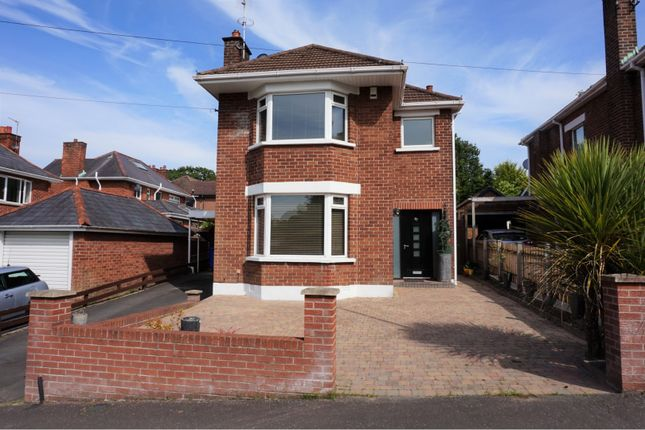 Thumbnail Detached house for sale in Norwood Drive, Belfast