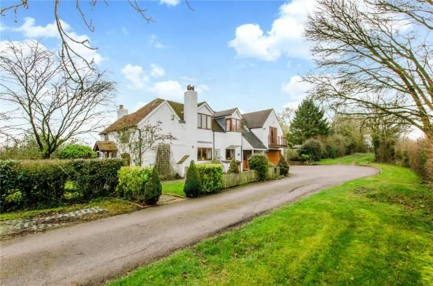 Thumbnail Detached house for sale in Dormston, Worcester, Worcestershire
