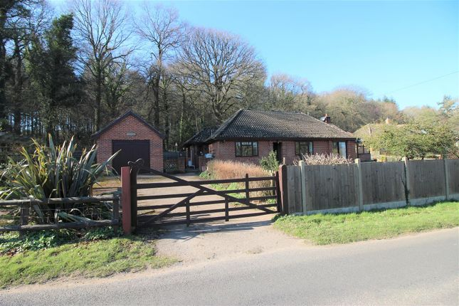 Thumbnail Detached bungalow for sale in Bailey Lane End, Ross-On-Wye