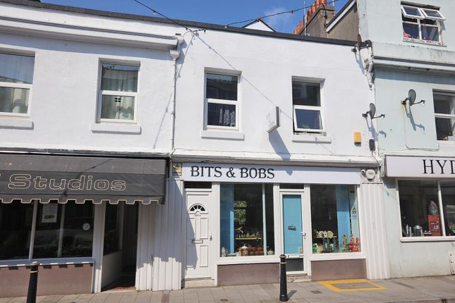 Thumbnail Retail premises for sale in Union Street, Torquay