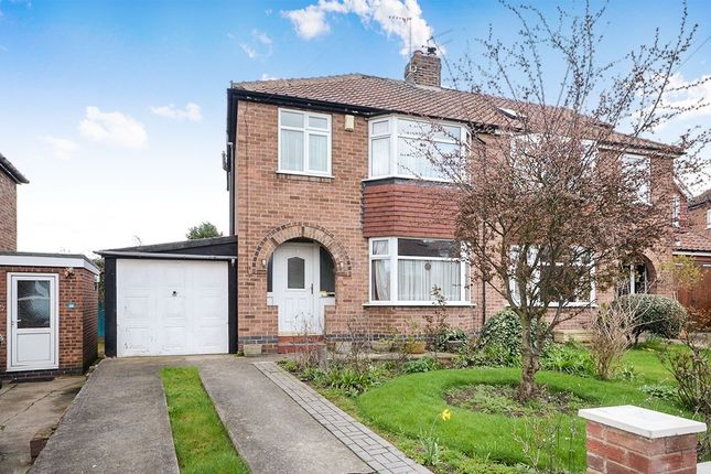 Thumbnail Semi-detached house for sale in Howe Hill Road, York