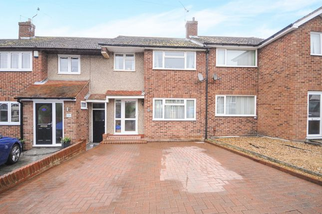 Thumbnail Terraced house for sale in Lime Walk, Tile Kiln, Chelmsford