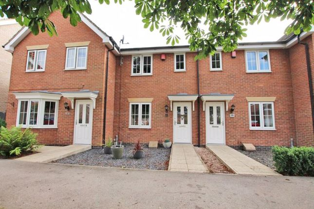 2 bed terraced house for sale in Brocklesby Avenue, Immingham DN40