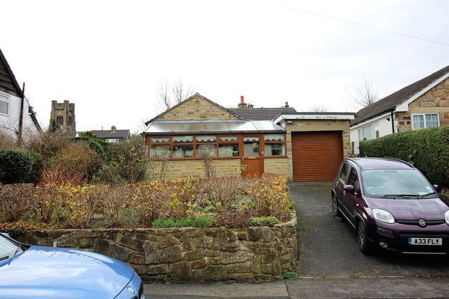 Thumbnail Bungalow for sale in St. Johns Road, Ilkley