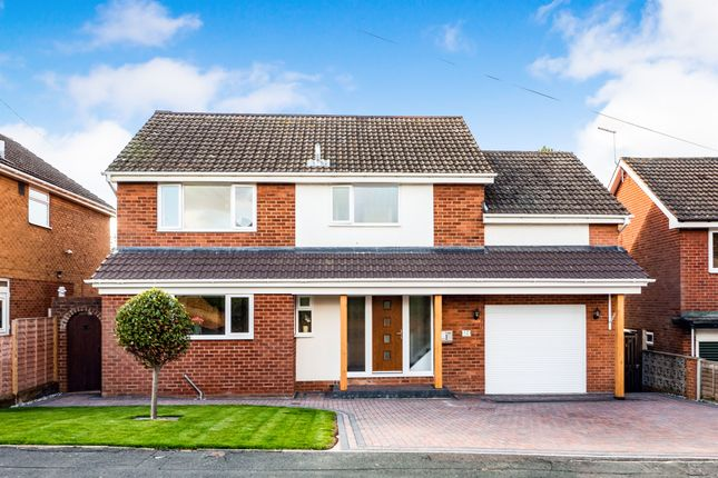 Thumbnail Detached house for sale in The Meadows, Cherry Burton, Beverley