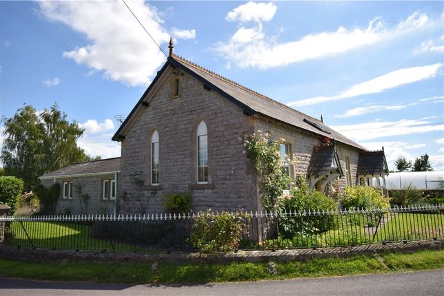 Thumbnail Detached house for sale in Lovington, Castle Cary, Somerset