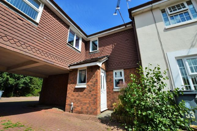 Thumbnail Terraced house for sale in Chathill Close, Whitley Bay