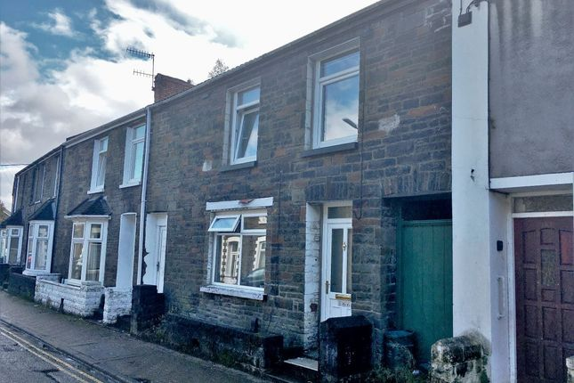 Thumbnail Terraced house for sale in 166 Wood Road, Pontypridd, Mid Glamorgan