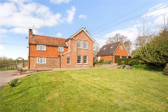 4 bed detached house for sale in Summerhill, Goudhurst, Cranbrook, Kent TN17