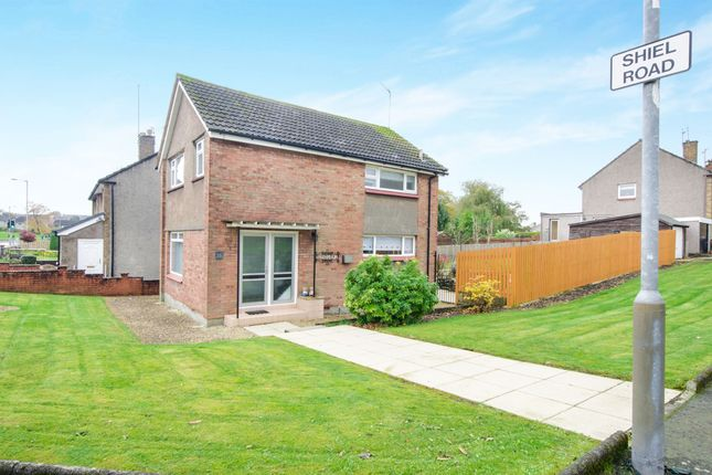 Thumbnail Detached house for sale in Shiel Road, Bishopbriggs, Glasgow