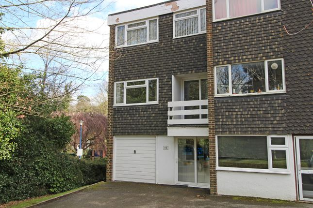 Thumbnail End terrace house to rent in Newton Court, Perrymount Road, Haywards Heath