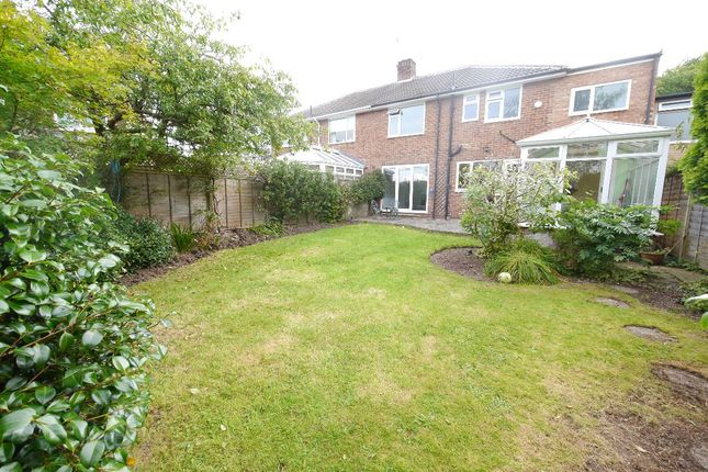 Thumbnail Semi-detached house to rent in Chapel Close, Newcastle Upon Tyne