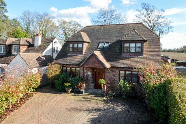 Thumbnail Detached house for sale in The Street, Mersham, Nr Ashford, Kent