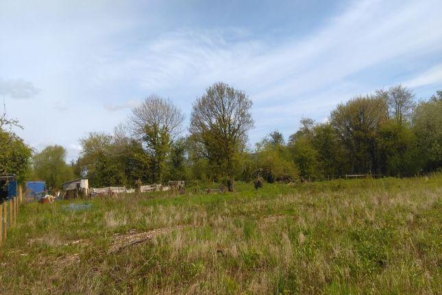 Thumbnail Land for sale in Plot A White Row, Horton, Telford