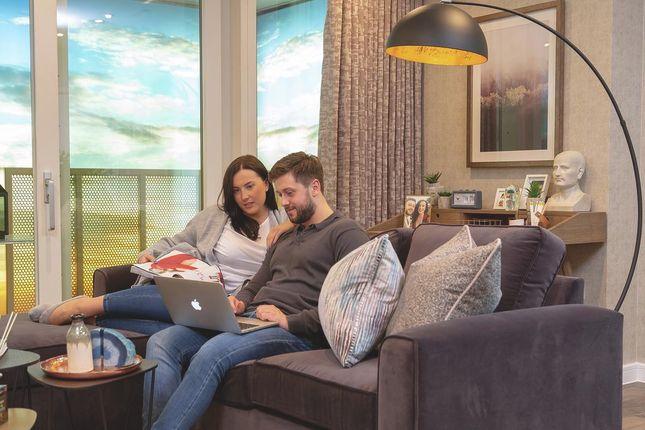 1 bedroom flat for sale in Elements, Alma Road, Ponders End