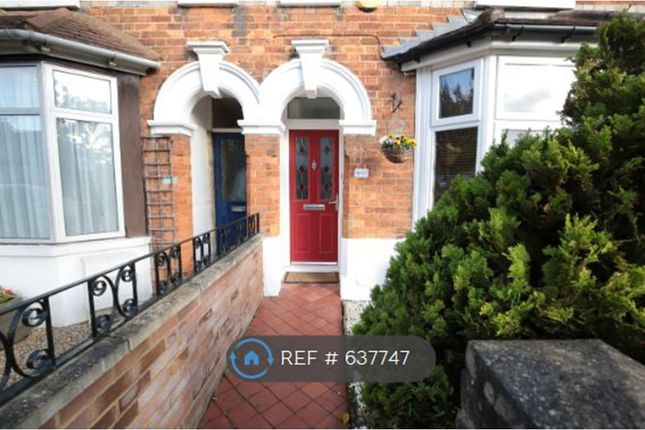 Thumbnail Semi-detached house to rent in Queen Alexandra Road, Bedford