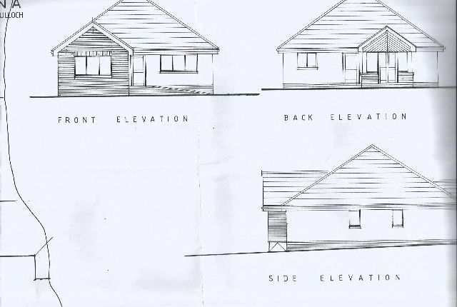 Thumbnail Land for sale in Gap Site Stoneykirk, Stranraer