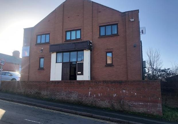 Thumbnail Office for sale in St. Marks House, 52 St. Marks Road, Saltney, Chester
