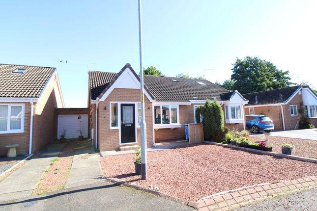 2 bed semi-detached bungalow to rent in Eland Edge, Ponteland, Newcastle Upon Tyne, Northumberland NE20