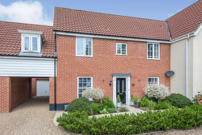 4 bed terraced house for sale in Watton, Thetford, Norfolk IP25